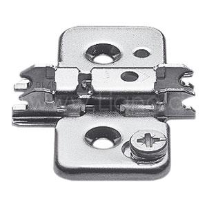 CLIP top Exzenter-Kreuzmontageplatte 11,5 mm 173H7130