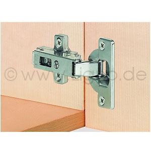 Topfscharniere für dicke Holztüren bis 40 mm