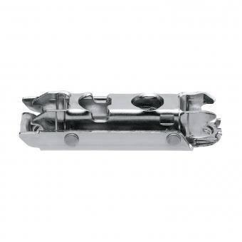 175H3100 CLIP Montageplatte, gerade (20/32 mm) Ausführung 0 mm Distanz