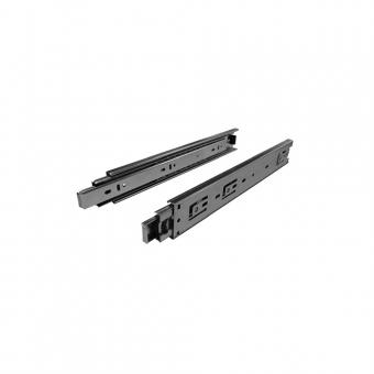Kugelvollauszug zur seitlichen Montage Schubladenauszug für Schranktiefe 305 mm