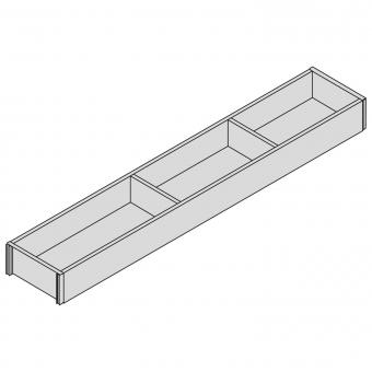 AMBIA-LINE Rahmen Holz für LBX ab NL 650 mm, B 100 mm
