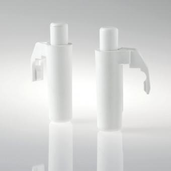 Dämpfer für Servetto Kleiderlift Farbe weiß