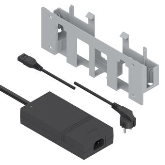 Blum SD Netzteil Z10NE030A + Halterung Z10NG120 + Kabel Europa Z10M200E