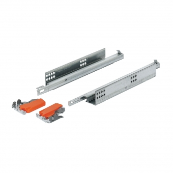 Blum Tandem Teilauszug 550H + Dämpfung, NL 270-550 mm