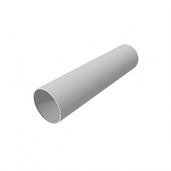 50 mm Rohr aus Edelstahl