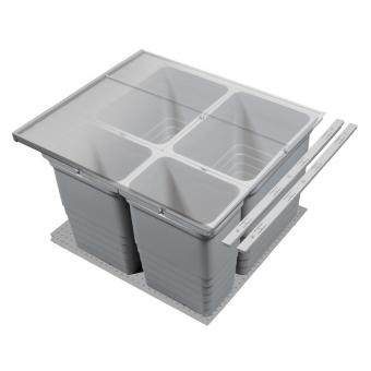 Mülltrennsystem, KB 600 mm - NL 500 mm