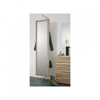 Garderoben-Beschlagsatz drehbar für Holzplatten