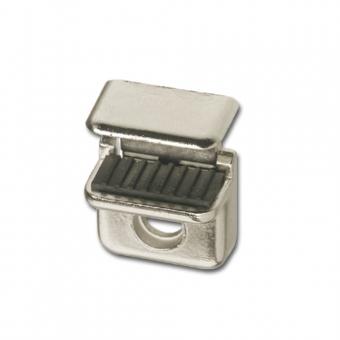 Glasklemme Pull für Glasstärke 5-8 / 10-15 mm