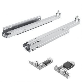 Hettich Actro 5D Silent System Vollauszug, L (40 kg)