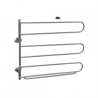 Krawatten- und Gürtelhalter schwenkbar  - B 300 mm