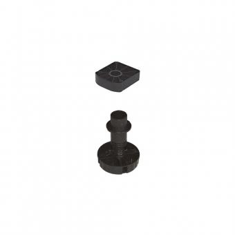 Sockelfußsystem SFS 200 80 mm zweiteiliges Set SFS 200 Set 80 mm