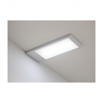 3er Set K-PAD LED Panel Edelstahl Naturlicht K-Pad nw / inox - 3x5W /24V