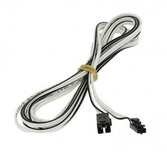 Micro12 Verlängerung 2 m M12 für LED Leuchten mit 12V