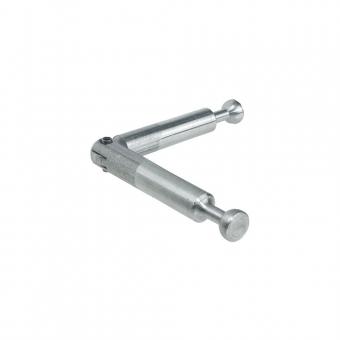 Minifix Gehrungsverbinder mit Gelenk
