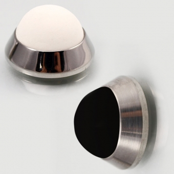 Edelstahl Minipuffer, Ø 20 mm