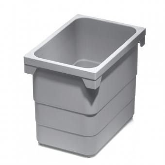 Mehrzweckbehälter 4,2 Liter, H 170 mm hellgrau