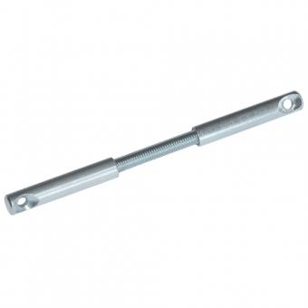 PV Doppeldübel Ø 7 x 41 mm inkl. Gewindestift M5 x 40 mm