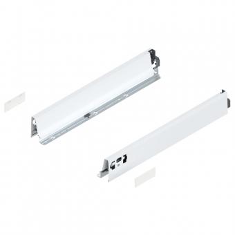 Tandembox antaro Zarge N (68 mm) NL 400-550 mm, weiß