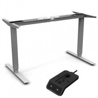 Tischgestell elektrisch höhenverstellbar Basic 2D