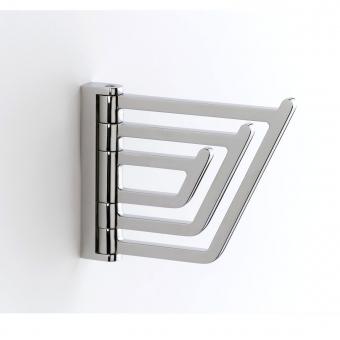 Lyra Design Drehgarderobe, Stahl 120 x 95 x 15 mm