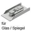 175M4C20N CRISTALLO-Montageplatte zum Kleben Christ. Montagepl. Glas / Spiegel, SMNI
