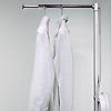 Kleiderlift einseitig rechts Anbringung geschraubt rechts