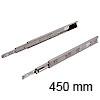 3832TR Schubladenführung für Einbaulänge 450 mm 3832TR Schubladenführung f. 450 mm
