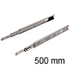 3832TR Schubladenführung für Einbaulänge 500 mm 3832TR Schubladenführung f. 500 mm