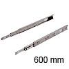 3832TR Schubladenführung für Einbaulänge 600 mm 3832TR Schubladenführung f. 600 mm
