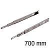 3832TR Schubladenführung für Einbaulänge 700 mm 3832TR Schubladenführung f. 700 mm
