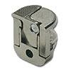 Glasbodenträger Alfa Stop zum Schrauben für Glasstärke 6-10 mm Glashalter Alfa Stop Schraub 6-10 mm
