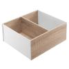 ZC7F300RHU AMBIA-LINE Rahmen Holzdesign Bardolino Ambia Rahmen, L270xB242xH111,5 mm Bard.Eiche/Weiß