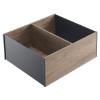 ZC7F300RHU AMBIA-LINE Rahmen Holzdesign Nebraska Ambia Rahmen, L270xB242xH111,5 mm Nebr.Eiche/Grau