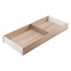 ZC7S500RH2 AMBIA-LINE Rahmen Holzdesign Bardolino Ambia Rahmen L472xB200xH50 mm, Bard.Eiche/Weiß