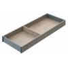 ZC7S550RH2 AMBIA-LINE Rahmen Holzdesign Nebraska Ambia Rahmen L522xB200xH50 mm, Nebr.Eiche/Grau