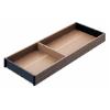 ZC7S550RH2 AMBIA-LINE Rahmen Holzdesign Tennessee Ambia Rahmen L522xB200xH50 mm, Ten.Nuss/Schwarz