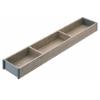 ZC7S600RH1 AMBIA-LINE Rahmen Holzdesign Nebraska Ambia Rahmen B 100 x H 50 x L 572 mm Nebr.Eiche/Grau