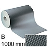 Antirutschmatte hellgrau - 1000 mm breit B 1000 mm | hellgrau