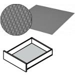 Antirutschmatte Blum Legrabox L 473 x B 201 mm NL Länge/Tiefe f. 500 (473 mm) | KB Breite 275 (201 mm) | anthrazit