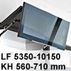Klappenbeschlag AVENTOS HF HF - LF 5350-10150/KH 560-710 mm