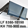 Klappenbeschlag AVENTOS HF HF - LF 5350-10150/KH 700-900 mm