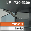AVENTOS HK Klappenhalterset grau f. Tip-On - LF 1730-5200 HK-Set grau, LF 173-5200 alt 20K2700T -> neu 22K2700T