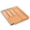 Besteckeinsatz Buche NL 550 mm KB 450-700 mm Einsatz Buche 550 / 450-700
