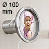Bilderhaken BILL Ø 100 x Länge 100 mm Kleiderhaken Bill Ø 100 x L 100 mm