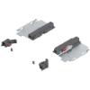 TIP-ON für Blum TANDEM Unterflurauszüge 30 kg ohne Dämpfung T55.1150S TIP-ON für Teilauszug 550H