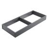 ZC7S500RS2 AMBIA-LINE Rahmen Stahldesign oriongrau Ambia Stahlrahmen L472xB200xH51 mm grau