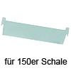 Trennsteg, 150er - grün-transluzent cuisio Trennsteg 150er, grün