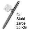 Führungsdämpfer für einwandige Metallzarge - 25 kg Metallzarge - 25 kg