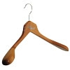 PRIVAT Formbügel Buche natur poliert 50 cm Kleiderbügel Privat  Buche 50 cm