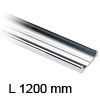 Linearführung 1200 mm Aluminium ungelocht Accuride DA0115-0120RC Schiene 1200/40/10